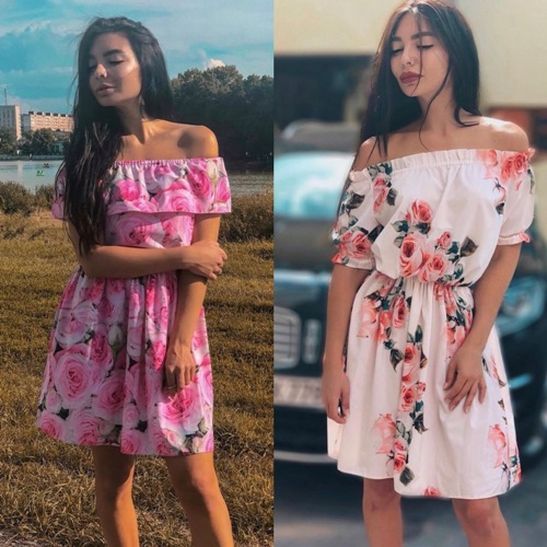 Летние платья на каждый день - 2019